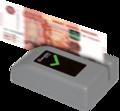Автоматический детектор банкнот Cassida Sirius S (с аккумулятором)